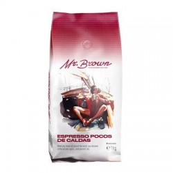 Кофе в зернах Mr.Brown «Espresso Pocos De Caldas» (1 кг)